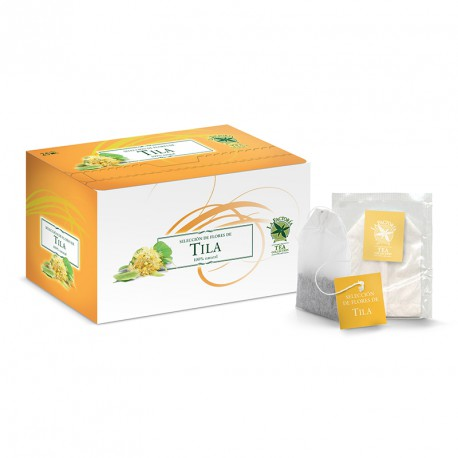Tea Collection Tila 25 unit box with Cover