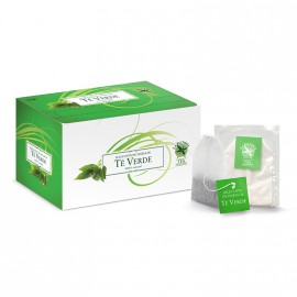 Tea Collection Green Tea 25 unit box with Cove