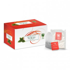 Tea Collection Red Tea 25 unit box with Cover