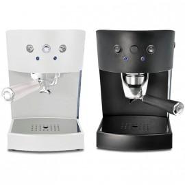 Basic carrier fixed aluminum coffee