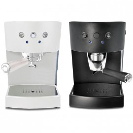 Basic porta fijo aluminio coffee