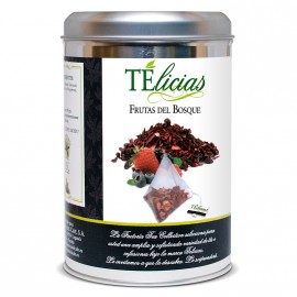 """Telicias"" 30 unit ""Forest Fruits"" Pyramid tea"