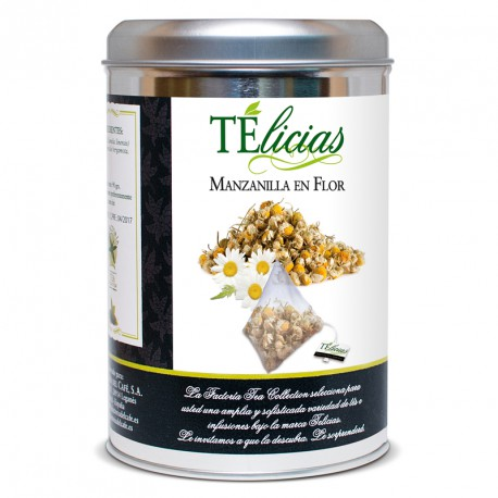 """Telicias"" 30 unit ""Camomile"" Pyramid tea"