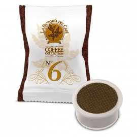 Factoria Coffee Nº 6 Capsulas Café - 100 ud