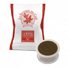 Factoria Coffee Capsulas Descafeindo - 100 ud