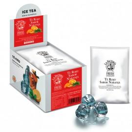 Ice Tea Te Rojo Naranja 12 sobres de 20 gr