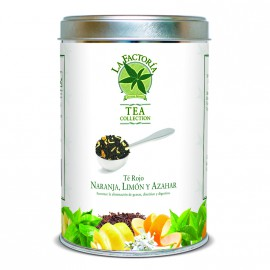 Tea Collection Orange Blossom and Lemon Red Tea - 150 grams