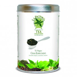 Tea Collection 175 grs Negro Chai Especiado