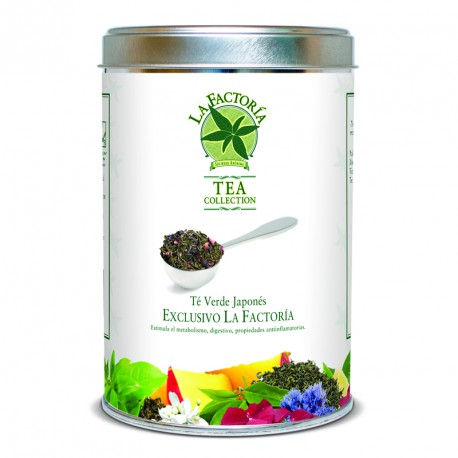 "Tea Collection 150 grs Verde Japones ""Exclusivo Factoria"""