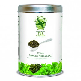 "Tea Collection Moruno Green Tea ""Gunpowder with Spearmint leaves"" - 150 grams"