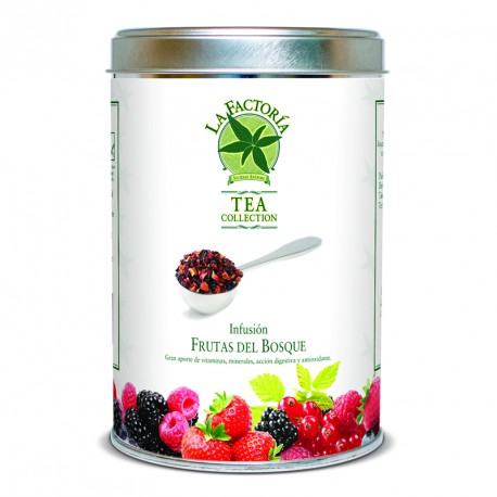 Tea Collection 150 grs Frutas del Bosque