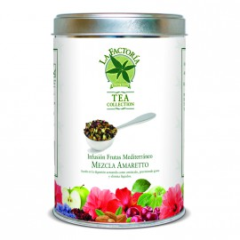 "Tea Collection Amaretto ""Mediterranean Fruits"" Mix- 150 grams"