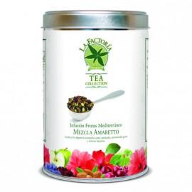 "Tea Collection 150 grs ""Frutas Mediterraneas"" Mezcla Amaretto"