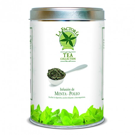 "Tea Collection 60 grs ""Menta Poleo"""