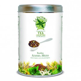 "Tea Collection 150 grs Rooibos Relax con ""Azahar y Melisa"""