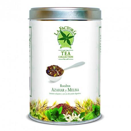 "Tea Collection 150 grs Rooibos Relax con ""Azahar y Melisa"""