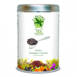 "Tea Collection 150 grs Rooibos ""Caramelo y Cacao"""