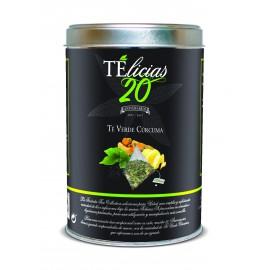 """""""Telicias 20 Aniversario"""" 15 ud. Ter Verde con Curcuma"""