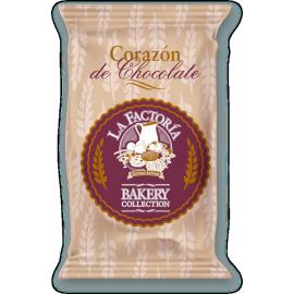 Bakery Collection Galleta Corazon de Chocolate 180 ud