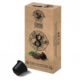 Factoria Coffee Nº8 Capsulas 10 ud compatibles.