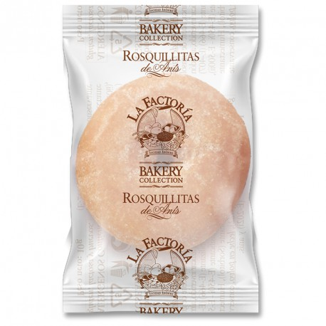 Bakery Collection Rosquillitas de Anis 2 Kg- 200 ud aprox