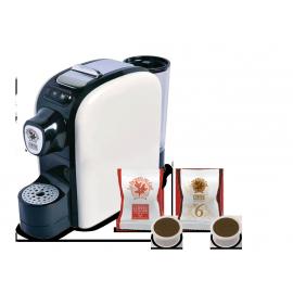 Maquina Espresso Peperonchina Espresso Point capsulas