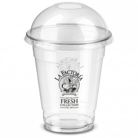 Vaso Take Away Factoria Fresh 360 ml transparente 50 ud