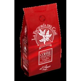 Factoria Coffee Collection Descafeinado al Agua Molido Paquete 250 gr