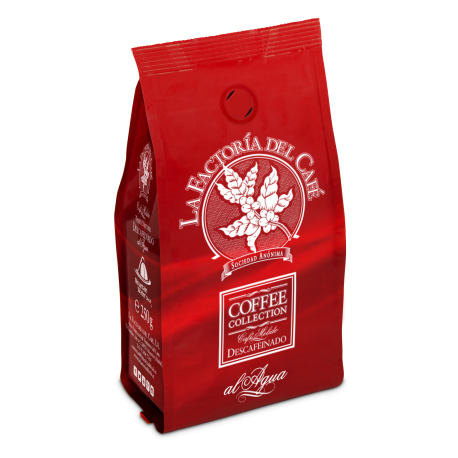 Factoria Coffee Collection Descafeinado al Agua 250 gr