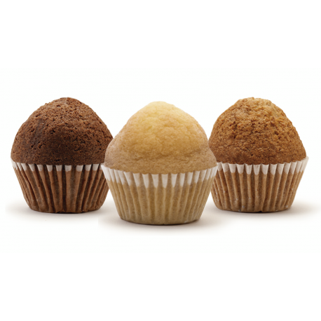 Bakery Collection Surtido de Magdalenas 20 ud x 50 grs.