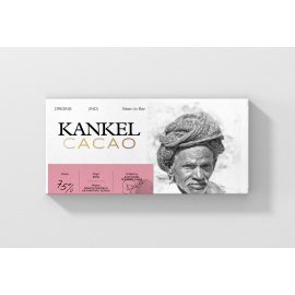 Chocolate Kankel 75% Cacao de Origen India