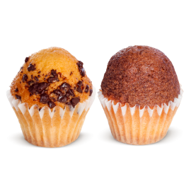 Bakery Collection MINI MUFFINS Variados 110 ud aproximadamente