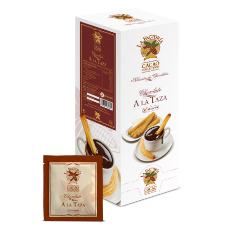 Cacao Collection Tradicional a la Taza 40 sobres de 30 gr