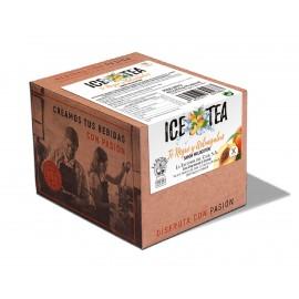 IIce Tea Negro y ASTRAGALUS sabor Melocoton 15 ud 5,5 grs SIN AZUCAR
