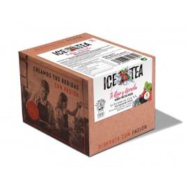 Ice Tea rojo y ACEROLA sabor Frutos Rojos 15 ud 5,5 grs SIN AZUCAR