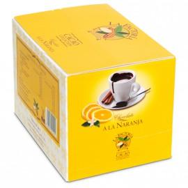 Cacao Collection Orange flavour Cocoa Powder -10 envelope (30 grams each)