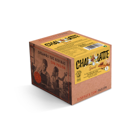Chai Latte Spiced 10 ud x 20 grs