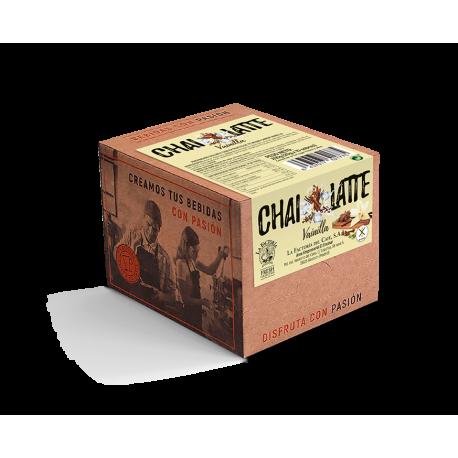 Chai Latte Vainilla 10 ud x 20 grs